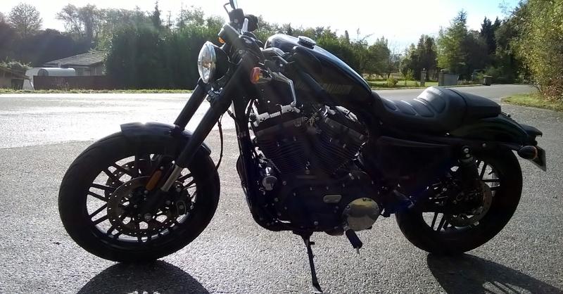 Essai : Harley-Davidson Roadster 2016 Wp_20111