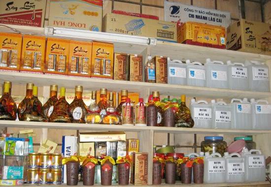 Những món đặc sản Lào Cai San-lu10