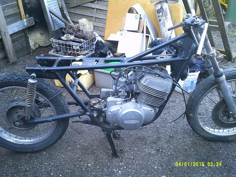 GT 500 A VENDRE Dscf0036