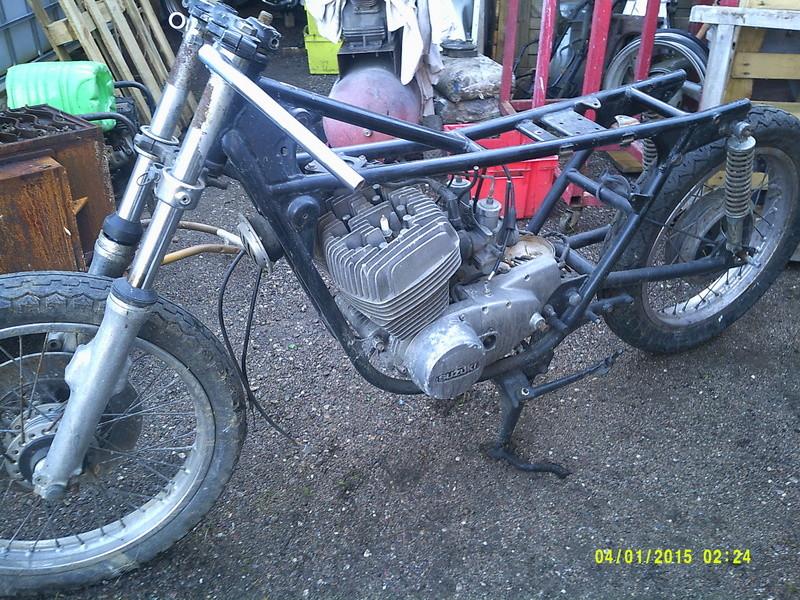 GT 500 A VENDRE Dscf0038