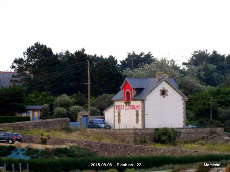 Phare de Port La Chaine (22) Bretag41