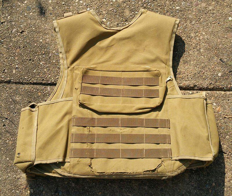 Iraqi Body Armor 14302711