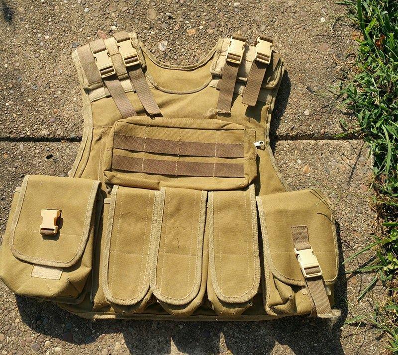 Iraqi Body Armor 14302912