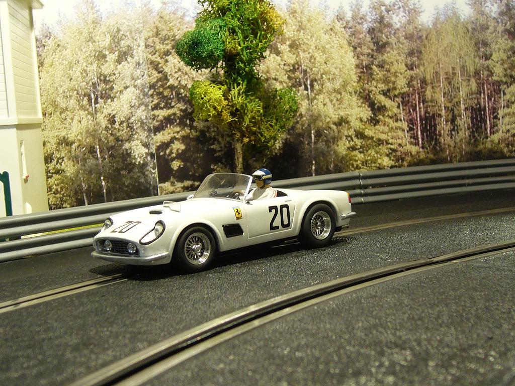 250 CALIFORNIA  Le mans 1960 P1100912