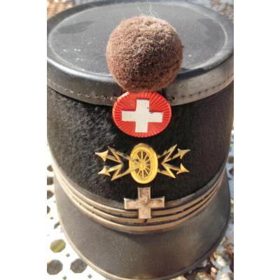 Quelques paquetages, armes et équipements suisses. _0000510