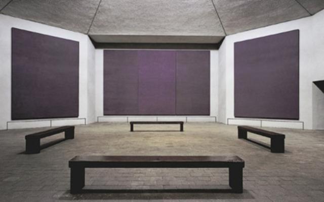 Le vide lumineux de Mark Rothko, artiste de confession juive. 5_roth10