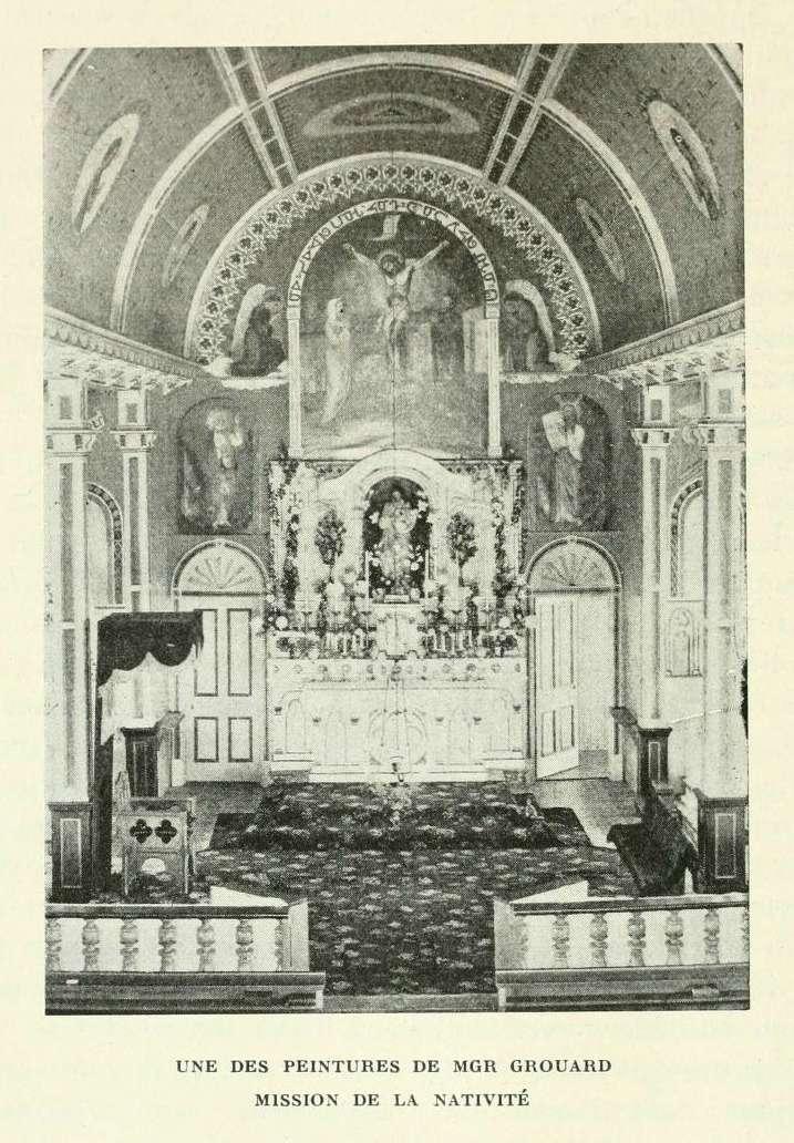 Un Missionnaire qui s'exerçat au pinceau : Mgr Émile-Jean-Baptiste-Marie GROUARD (1840-1931), Souven10