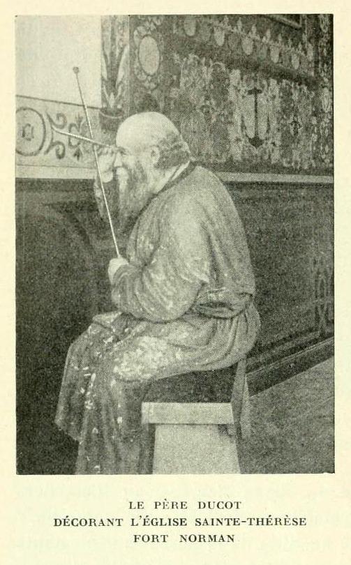 Un Missionnaire qui s'exerçat au pinceau : Mgr Émile-Jean-Baptiste-Marie GROUARD (1840-1931), Souven11