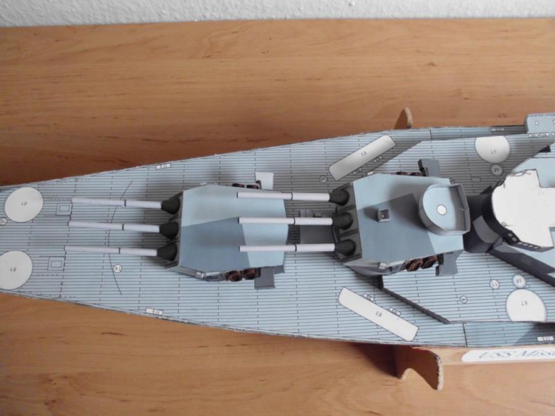 USS Missouri von GPM Nr 34 1:200 gebaut von Herbert - Seite 4 Dsci2122