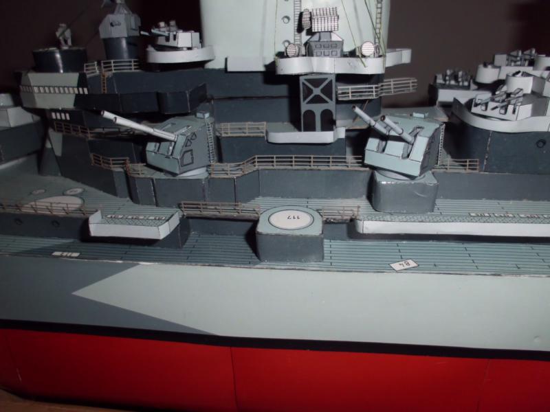 USS Missouri von GPM Nr 34 1:200 gebaut von Herbert - Seite 4 Dsci2220