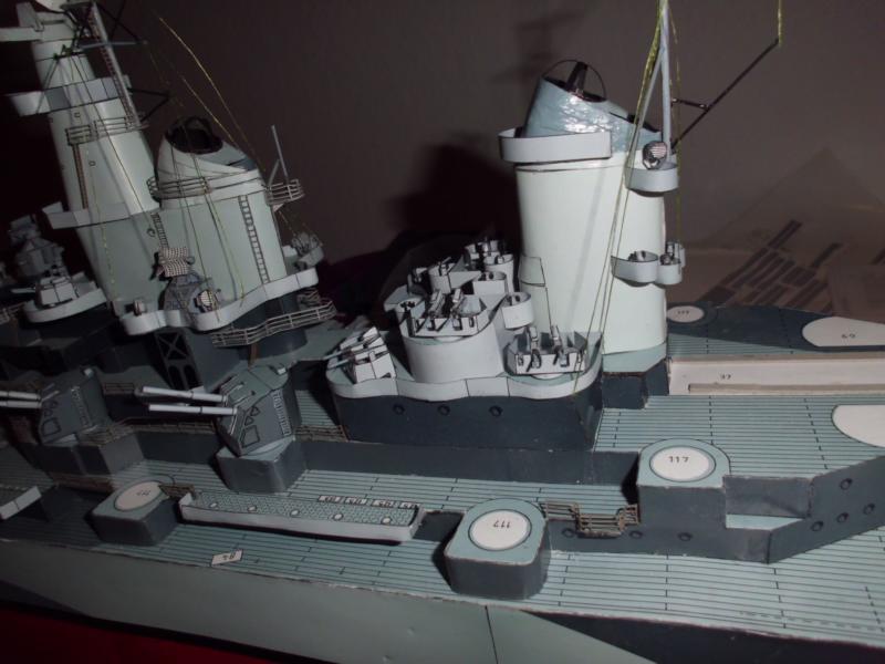 USS Missouri von GPM Nr 34 1:200 gebaut von Herbert - Seite 4 Dsci2222