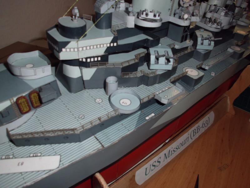 USS Missouri von GPM Nr 34 1:200 gebaut von Herbert - Seite 4 Dsci2231