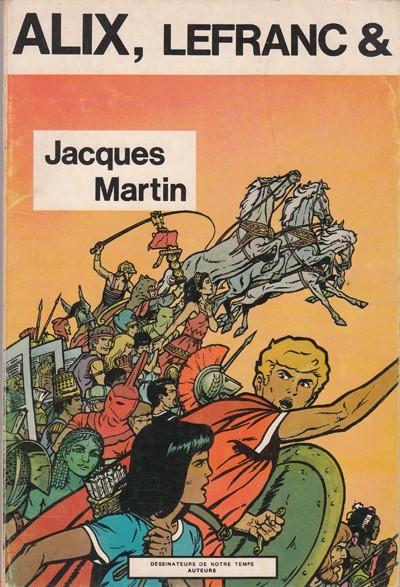 Monographies sur Jacques Martin Alix_l11
