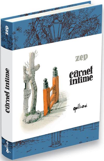Zep le fou de dessin Carnet10