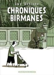 Les voyages de Guy Delisle Chroni10