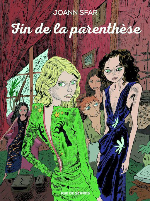 Les fantaisies de Joann Sfar - Page 3 Fin-pa10