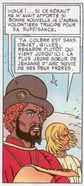 """Etes-vous un bon """"jhenophile"""" ? Gilles10"""