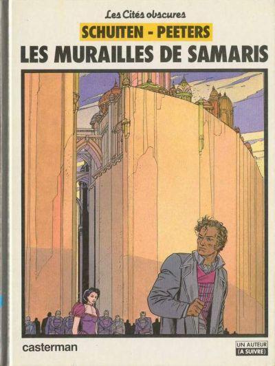 Le monde de François Schuiten Samari10