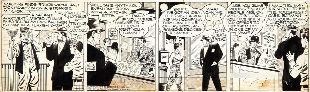Comic books et super-héros Batman10