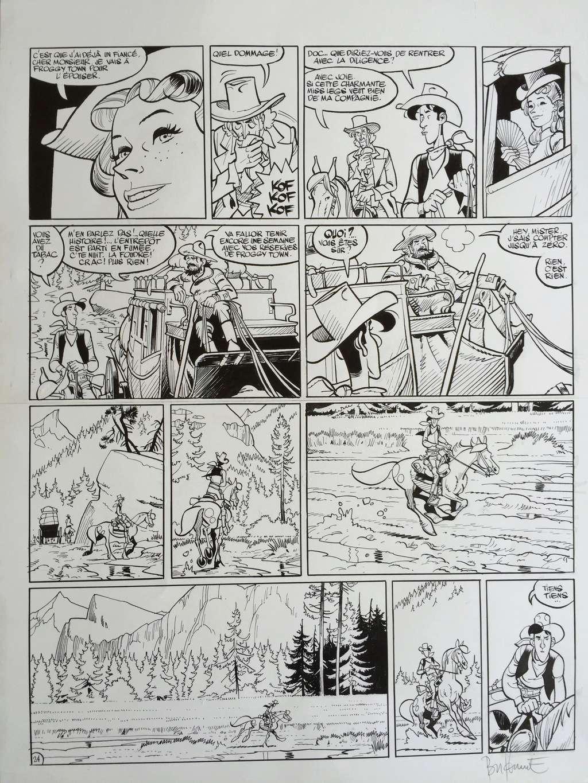 La reprise de Lucky Luke - Page 3 Bonhom10