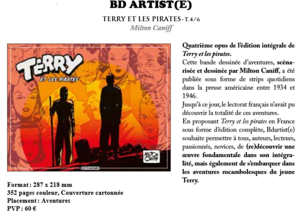 Terry et les pirates de Milton CANIFF - Page 7 Caniff11