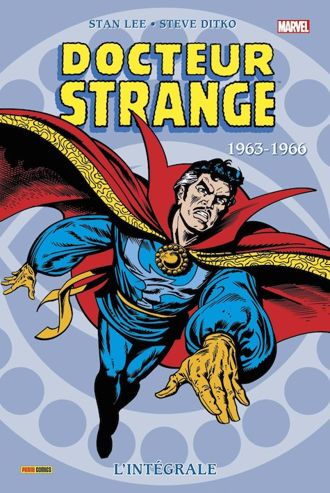 Comic books et super-héros Docteu10