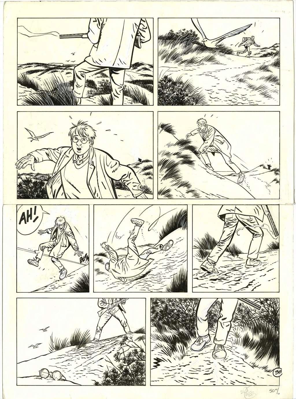 Jérôme K Jérôme Bloche DODIER - Page 2 Dodier12