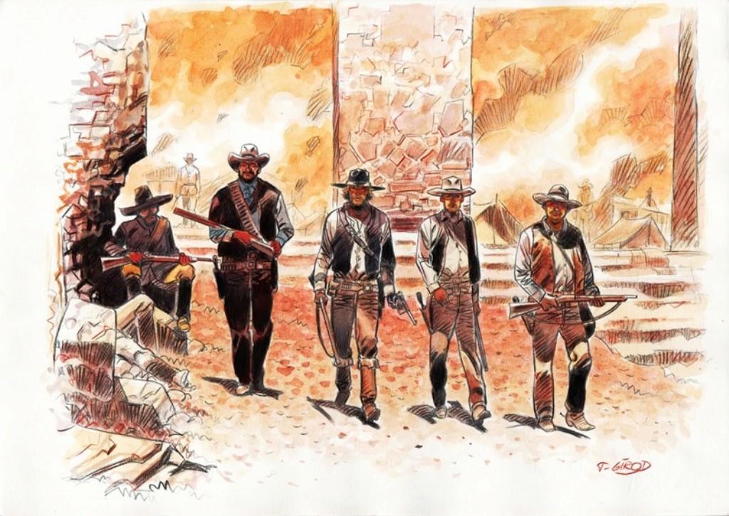 Le monde du western - Page 16 Girodd10