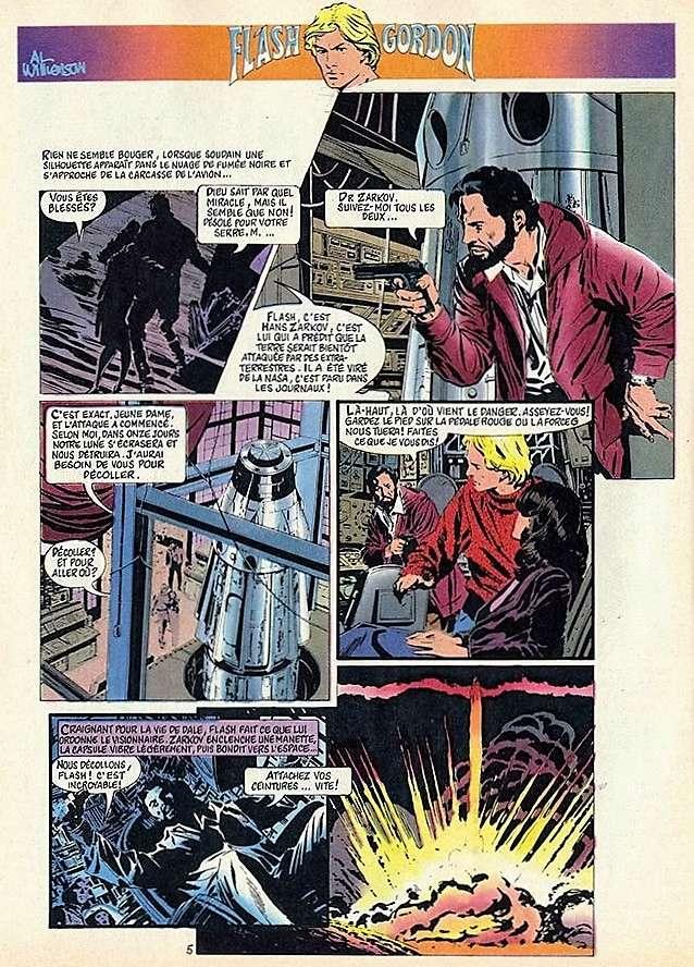 Dédié à Al Williamson - Page 3 Gordon11