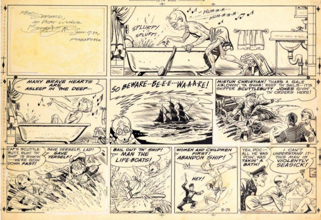 Burne HOGARTH - Page 3 Hogart12