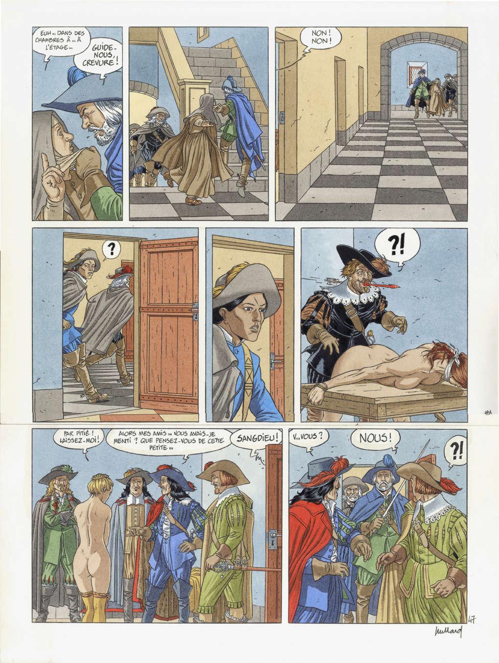 Les sept vies de l'Epervier - Page 3 Juilla13