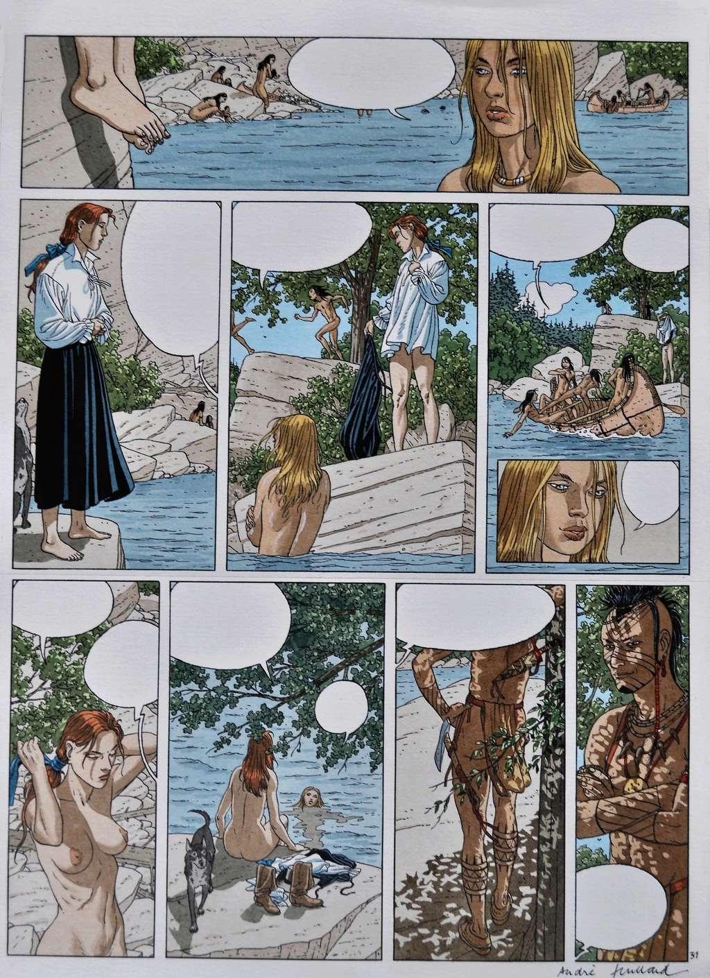 Les sept vies de l'Epervier - Page 3 Juilla17