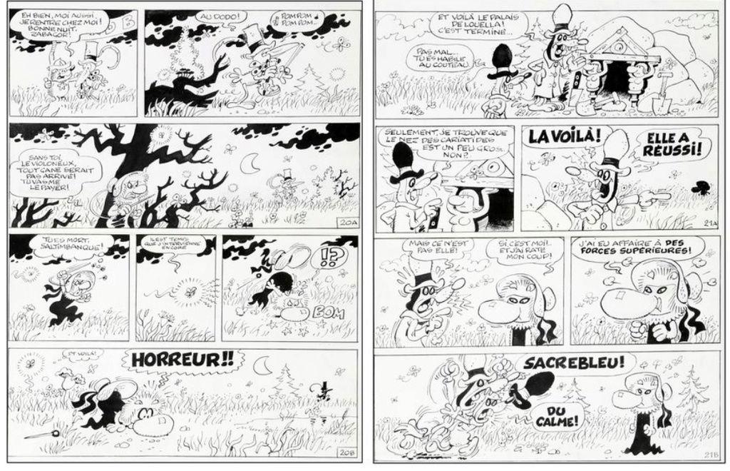 Le cadre merveilleux de Raymond Macherot - Page 14 Macher11