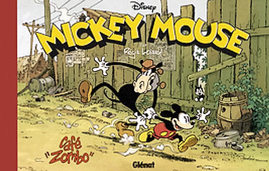 Mickey par Iwerks, Gottfredson et les autres - Page 9 Mikeyl10