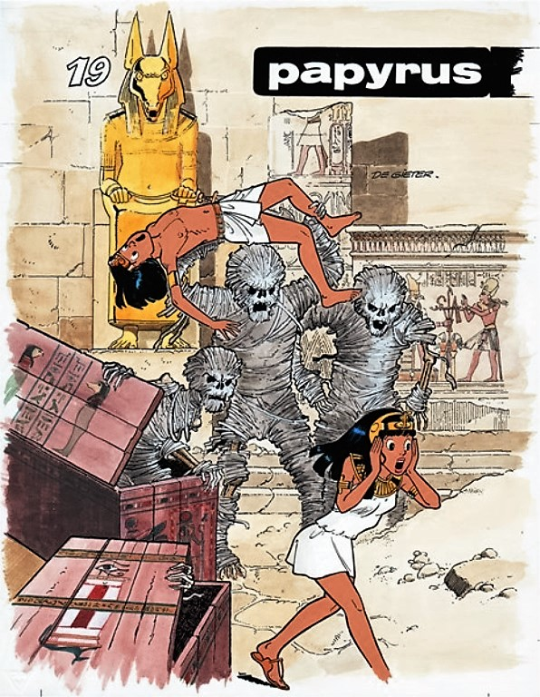 Papyrus par De Gieter - Page 3 Papyru10