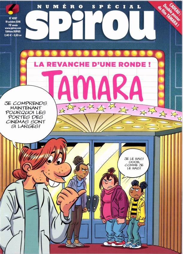 Spirou ... le journal - Page 18 Spn15