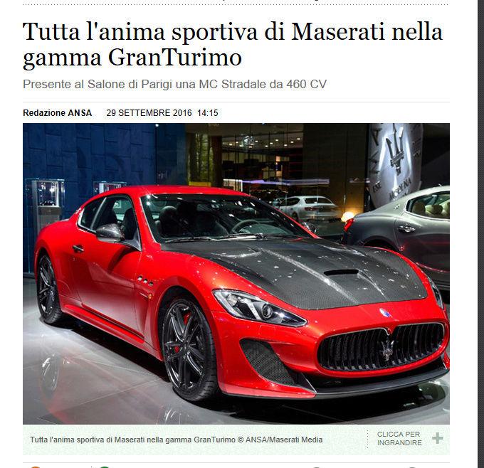 L'andamento del marchio Maserati sul mercato delle auto nuove 2016 - Pagina 4 Gt10