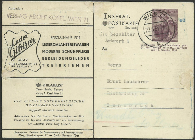 Anzeigen-Postkarten Insera10