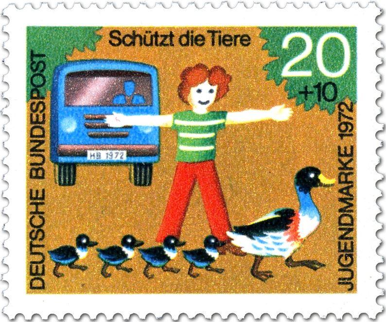 Briefmarken-Kalender 2016   - Seite 12 Tiersc10