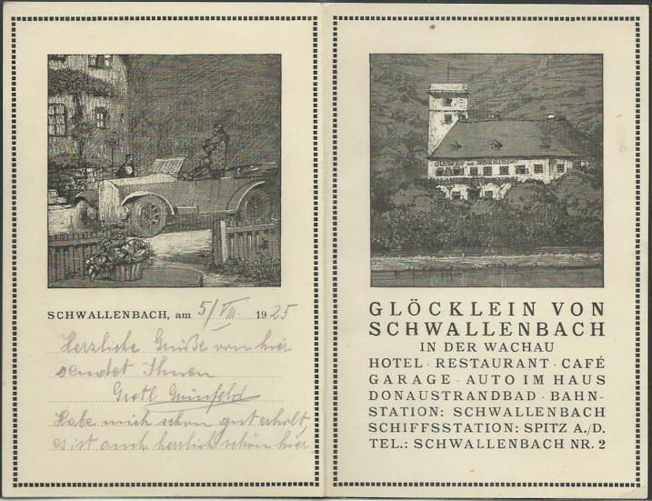 Werbeumschläge und -karten aus Österreich - Seite 5 Werbek10