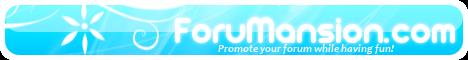 ForuMansion.com (HUGE ADVERTISING FORUM); 114,000+ posts, 1,300 members 468x6010