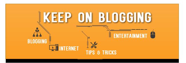 Keep on Blogging  154