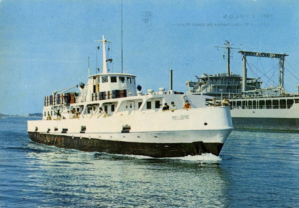 [Les ports militaires de métropole] TOULON au début des années 60 - Page 24 Marine10