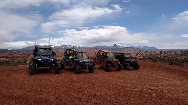 Southern SxS riders Moab UT ROTR May 15th - 19th  13139311