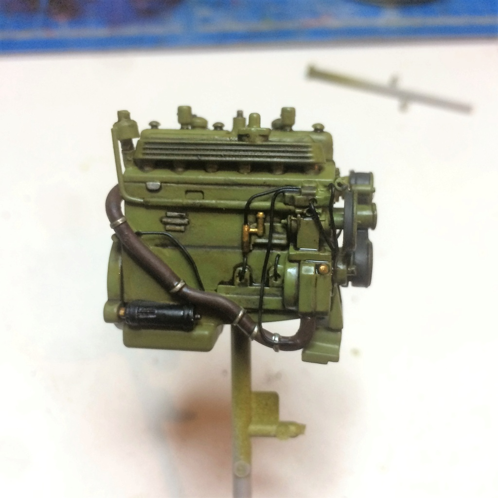 M4 High speed tractor - HOBBYBOSS - 1/35 - Page 5 Img_6655