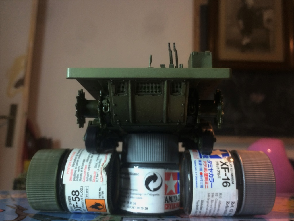 M4 High speed tractor - HOBBYBOSS - 1/35 - Page 7 Img_6738