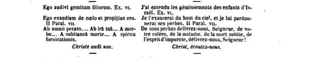Litanies de Notre-Dame de Lorette. Christ13