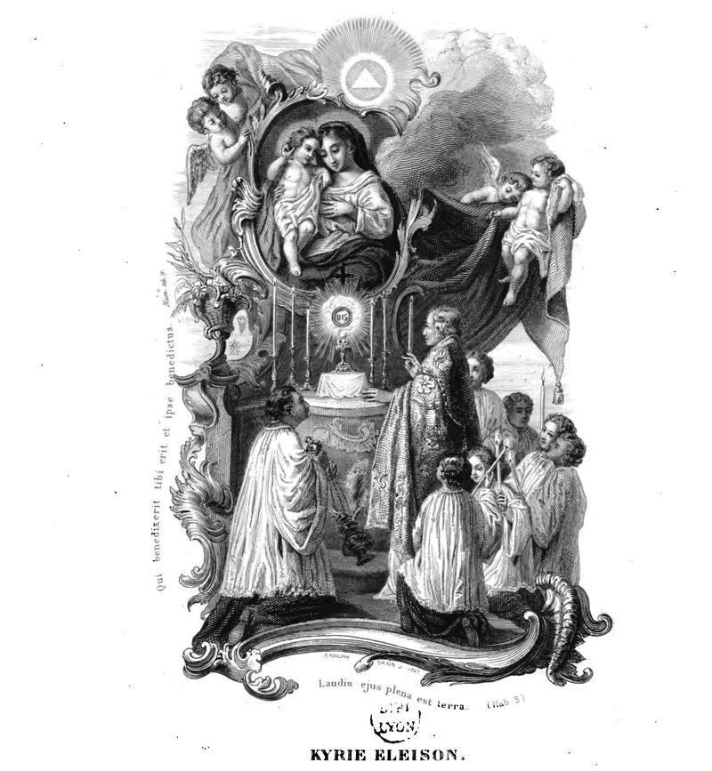Litanies de Notre-Dame de Lorette. Kyrie_10