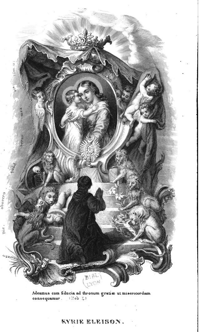 Litanies de Notre-Dame de Lorette. Kyrie_15