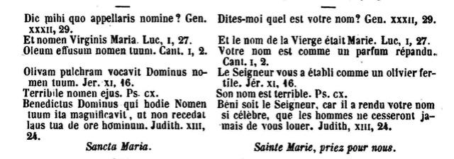 Litanies de Notre-Dame de Lorette. Lygend16